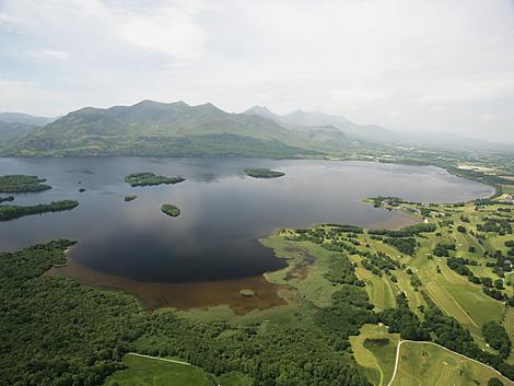 Irland, County Kerry, bei Killarney, Killarney National Park: Ross ...